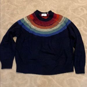 27 miles cashmere sweater
